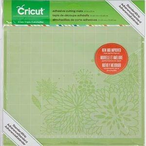 """Cricut Standard Grip Cutting Mat 12""""x12"""" - 2 pk"""